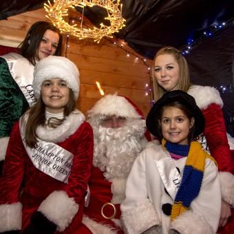 Carnival Christmas Fun Day