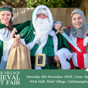The Wick Village Medieval Frost Fair @ Wickmas