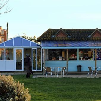 Mewsbrook Park Café