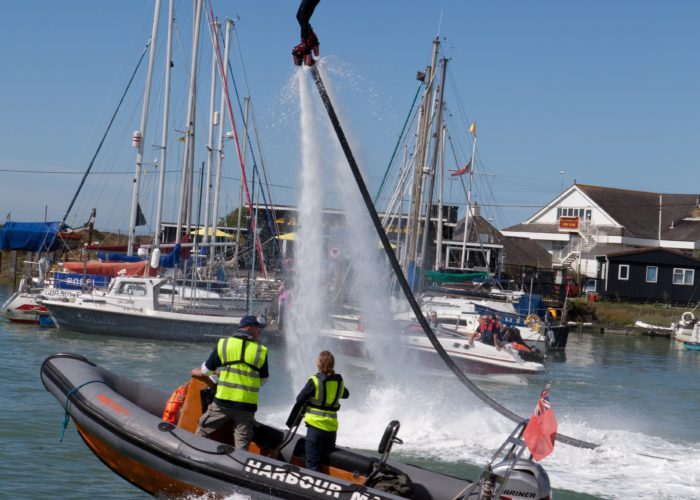 Littlehampton Harbour Waterfront festival