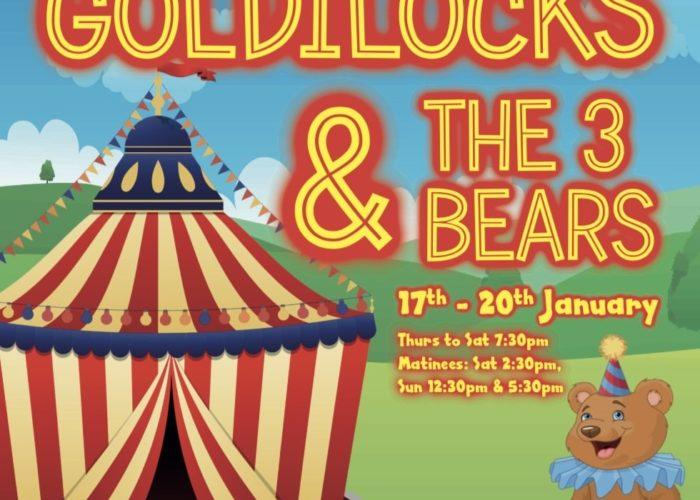 LMCS Presents: Goldilocks and the Three Bears