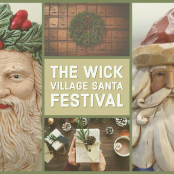 The Wick Village Santa Festival