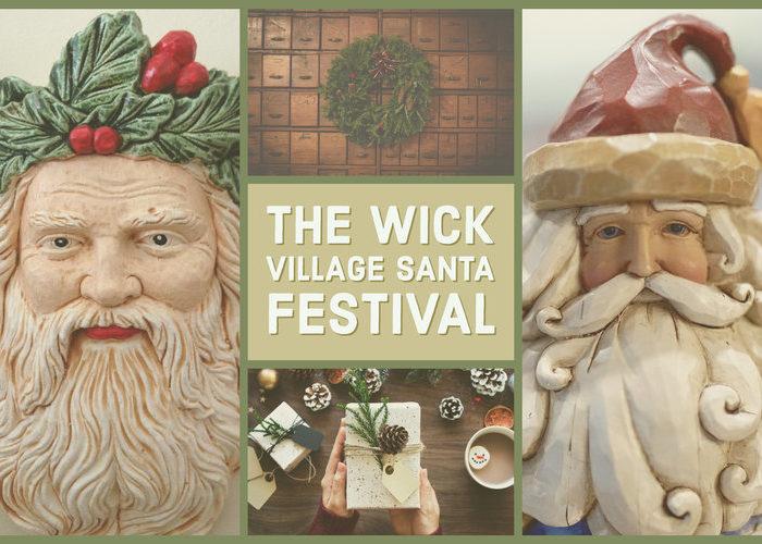 The Wick Village Santa Festival