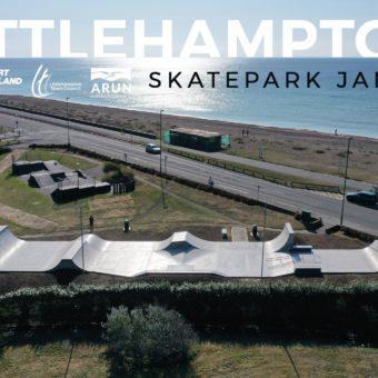 Littlehampton Skatepark Jam