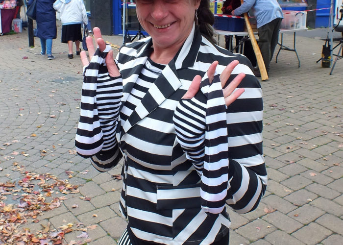 Littlehampton Town Artisan Market Day of the Dead