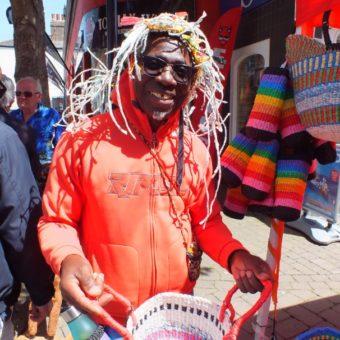 Littlehampton Town Artisan Market Reggae Special