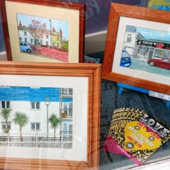 Curated Walk on Littlehampton Arts Trail-Part 1