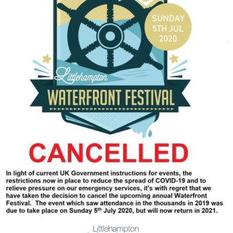 *CANCELLED* Littlehampton Waterfront Festival
