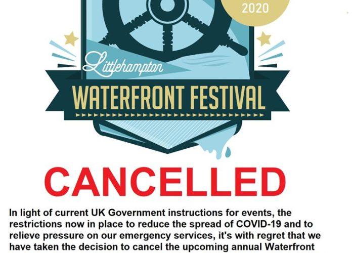 *CANCELLED* Littlehampton Waterfront Festival