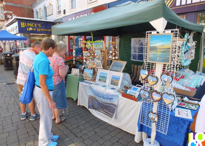 *CANCELLED* Littlehampton Town Artisan Market All Things Seaside Special