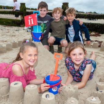 Littlehampton Sandcastle Competition