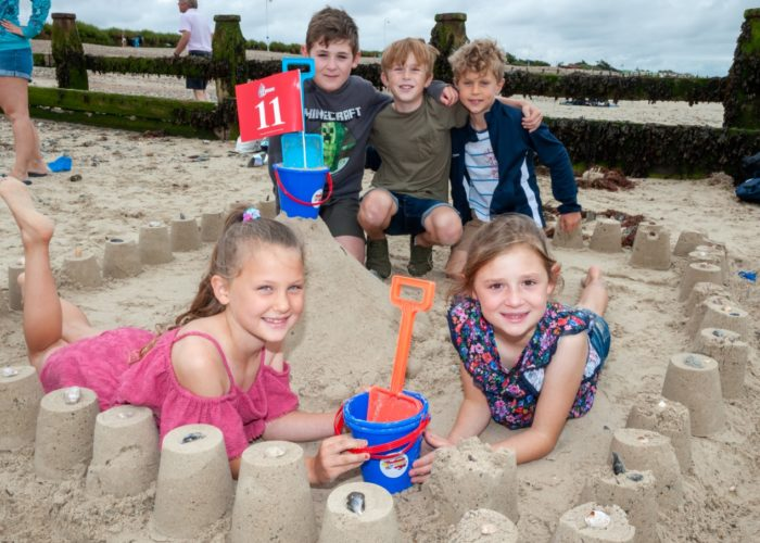 Littlehampton Sandcastle Competition