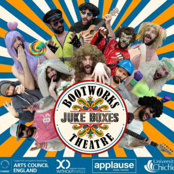 Love Local Arts – The Jukeboxes, Bootworks