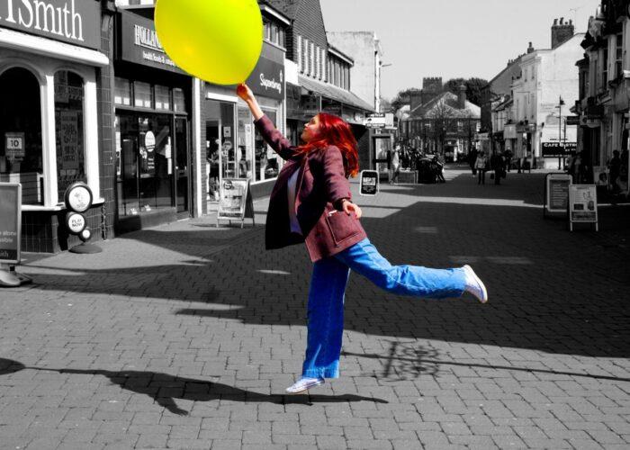 Love Local Arts – Step into Colour Exhibition